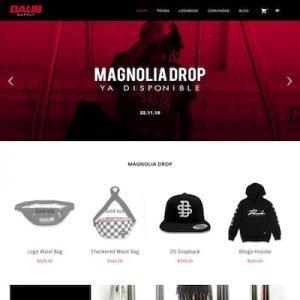 daub supply web