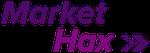 logo markethax footer