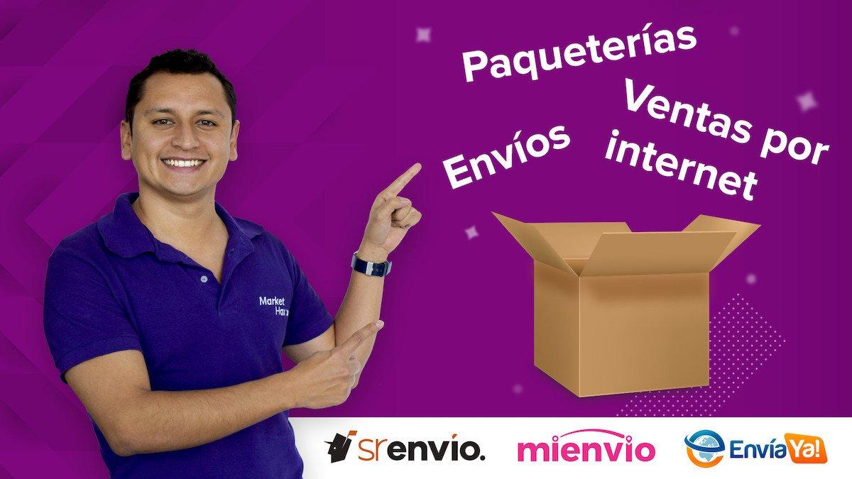 servicios web de envíos ecommerce paqueterías