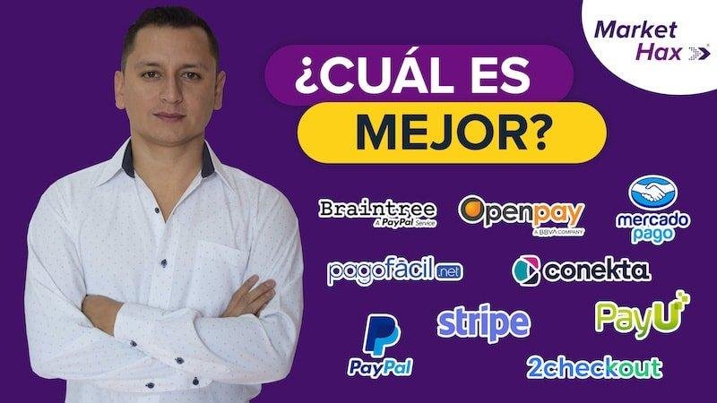 Las mejores pasarelas de pago en México para Ecommerce