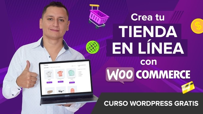 curso gratis crea tienda en linea wordpress