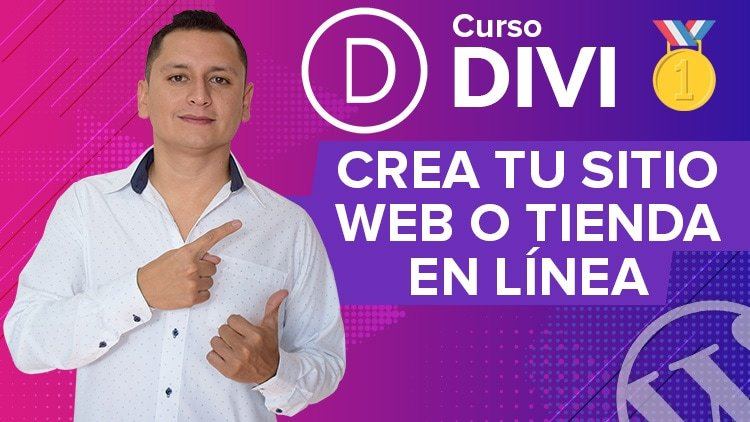 curso divi wordpress