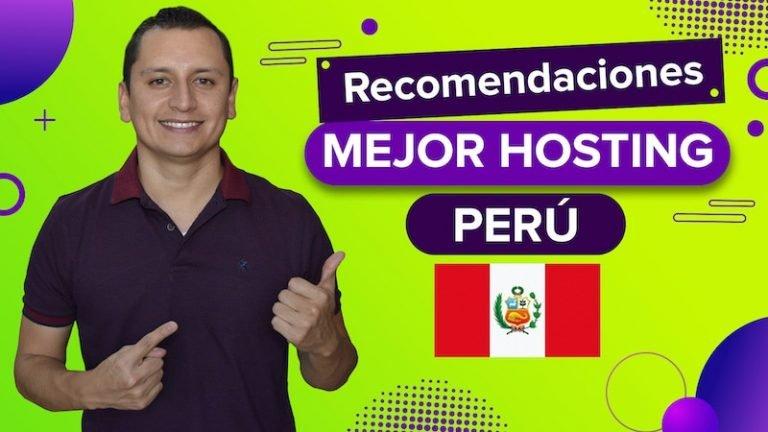 [GUÍA 2020] Los Mejores Hosting en Perú