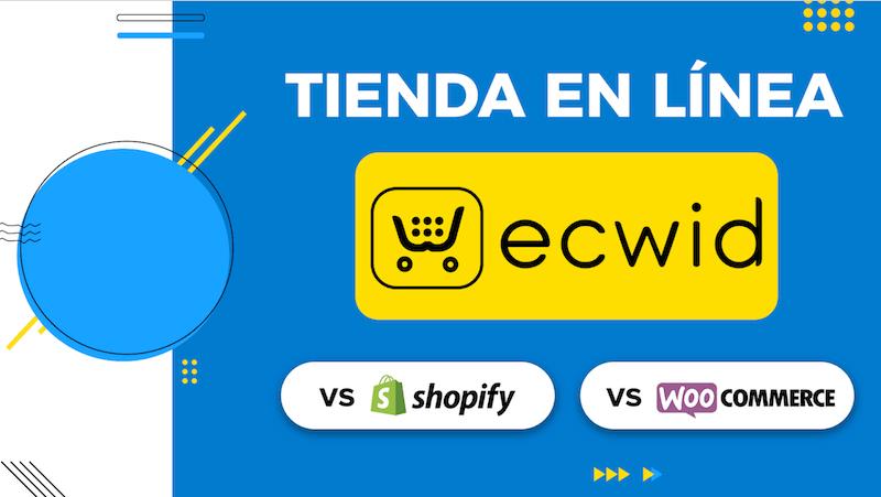 ecwid tienda online