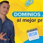 Dónde comprar dominios web baratos ▶︎ Mi experiencia ◀︎