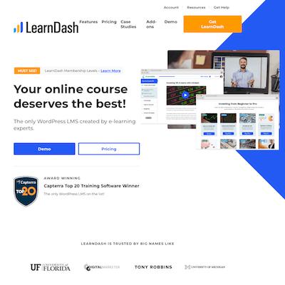 learndash banner