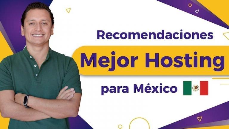 MEJORES Web Hosting en México | Cupones de descuento