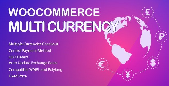 multy currency woocommerce