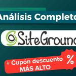 SiteGround en México | Mi experiencia usando este web hosting